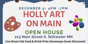 Holly Art on Main