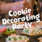 Cookie Decorating Party for Teens