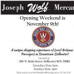 Joseph Wolf Mercantile