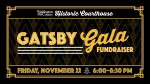 Gatsby Gala Fundraiser