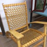 Snowshoe or Chair Lacing Workshop