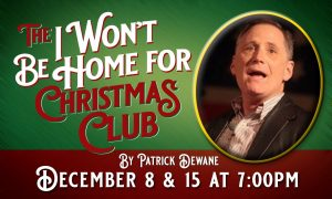 I Won't Be Home For Christmas Club