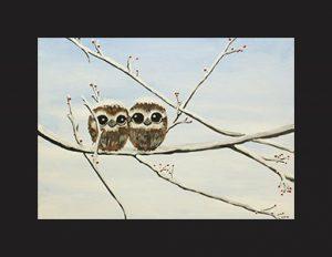 Cozy Owls!