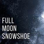 Full Moon St. Croix Snowshoe