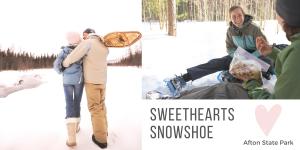 Sweethearts Snowshoe