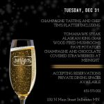New Year's Eve at Matchstick