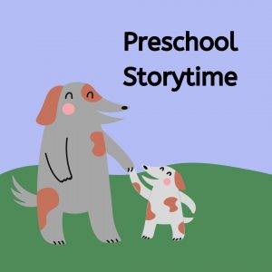 Canceled Until Further Notice: Preschool Storytime...