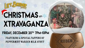 Annual Ruben Xtravaganza at Lift Bridge Brewery