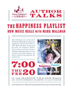 The Happiness Playlist - How Music Heals, with Mar...