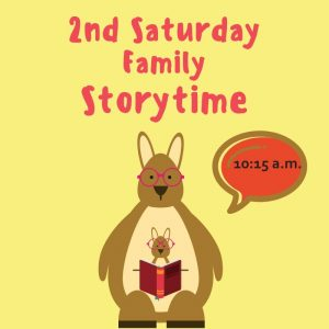 Second Saturday Storytime