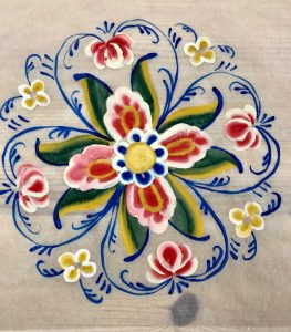Norwegian Rosemaling: Weekend Class!