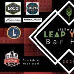 Stillwater Leap Year Bar Hop