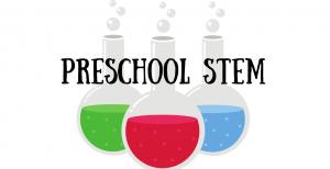 Preschool STEM: Let's Make Rainbows!