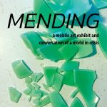 Mobile Art Gallery exhibition: Mending