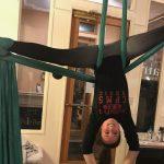 Kids Aerial Silks Classes