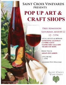 Pop Up Art & Craft Shops