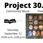 Project 30.1 Community Mural