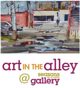 Art in the Alley