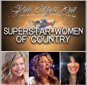 Girls Night Out - Rockin' in Stillwater!