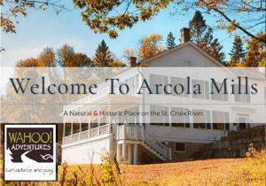 Exploration Day at Arcola Mills Historic Mansion