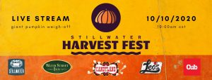 VIRTUAL: Harvest Fest & Giant Pumpkin Weigh-Off