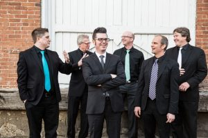 Fall Outdoor Swing Dance Event - The Riverside Swing Band