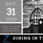 Dining in the Dark 2020
