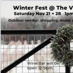 CANCELLED: Winter Fest at the Winery