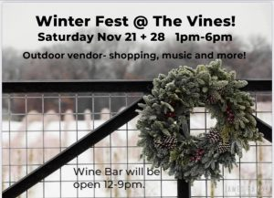 Winter Fest at the Winery