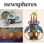 Newspheres, gallery exhibition