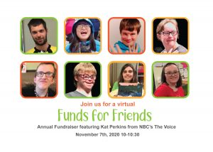 VFC Funds for Friends Virtual Breakfast Fundraiser...