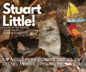 Stuart Little: an audio play!
