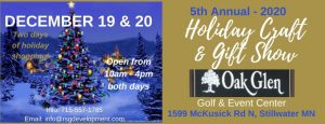 Stillwater Holiday Craft & Gift Show