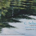 C. Schuld Studio 2020 Art Crawl
