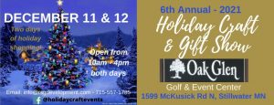 Stillwater Holiday Craft & Gift Show - 5th Ann...