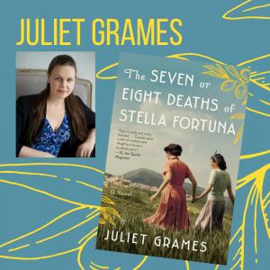 Juliet Grames, The Seven or Eight Deaths of Stella...