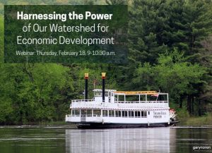 Harnessing the Power of Our Watershed for Economic Development