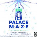 Ice Palace MAZE