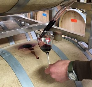 Winemaker's Barrel Tasting