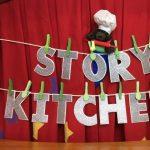 Baby Bear's Story Kitchen