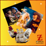 The Secret Life of Puppets: Puppetry Workshop