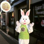 Visit the Easter Bunny at KCAP