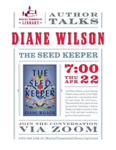 The Seed Keeper with Diane Wilson
