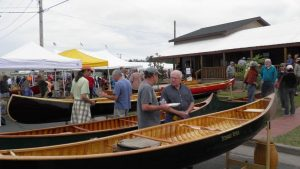 Canoe Heritage Day at the Wisconsin Canoe Heritage...