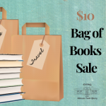 "Friends Curbside ""Bag of Books"" Sale"