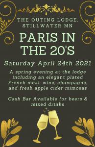 Paris in the 20's