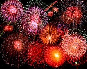 Fireworks Display Cruise