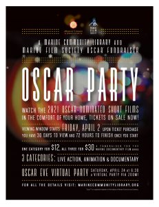 Academy Award Short Films Fundraiser