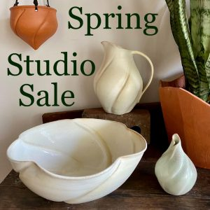 Emily Schollett Spring Studio Sale