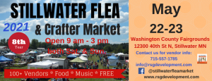 Stillwater Flea & Crafter Market